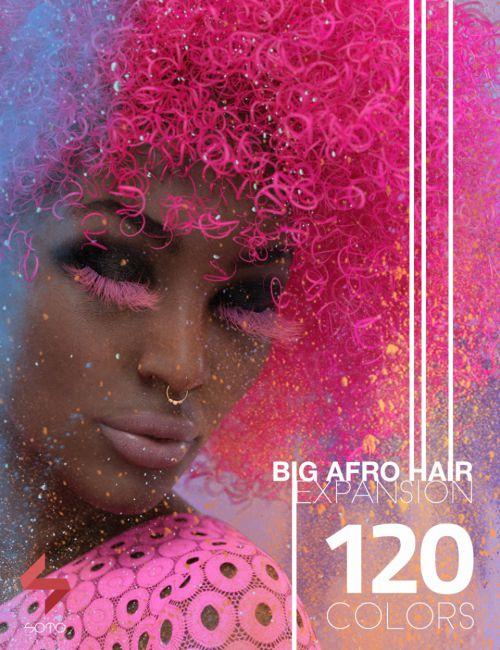 Big Afro Hair Expansion
