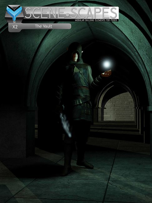 SceneScapes X2 - The Vault