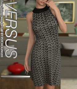 VERSUS - Easy Going Dress for G8F