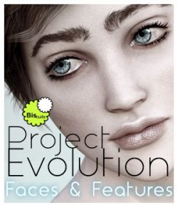 Biscuits Faces & Features for Project Evolution PE