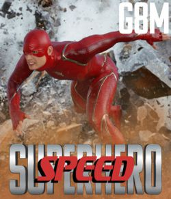 SuperHero Speed for G8M Volume 1