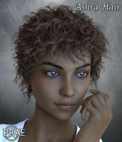 Prae Ashra Hair G3 G8 Daz