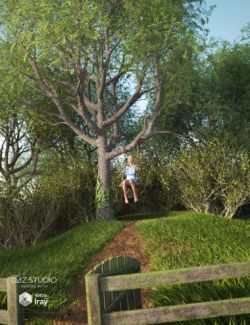 Tree And Swing