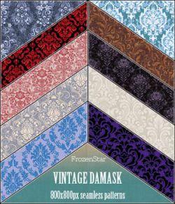 FS Vintage Damask