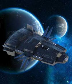 Voyager II Starship