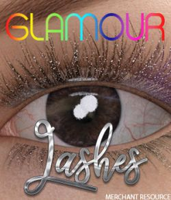 Glamour Lashes - Merchant Resource G8F