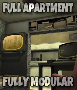 Dystopian Apartment