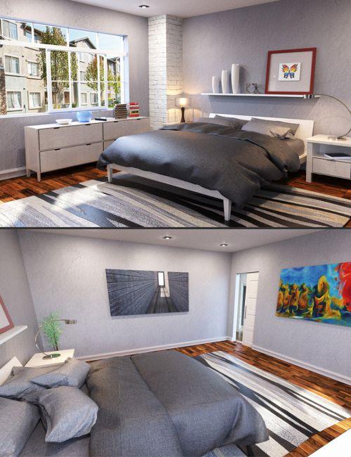 PX Modern Bedroom