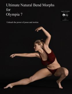 Ultimate Natural Bend Morphs for Olympia 7