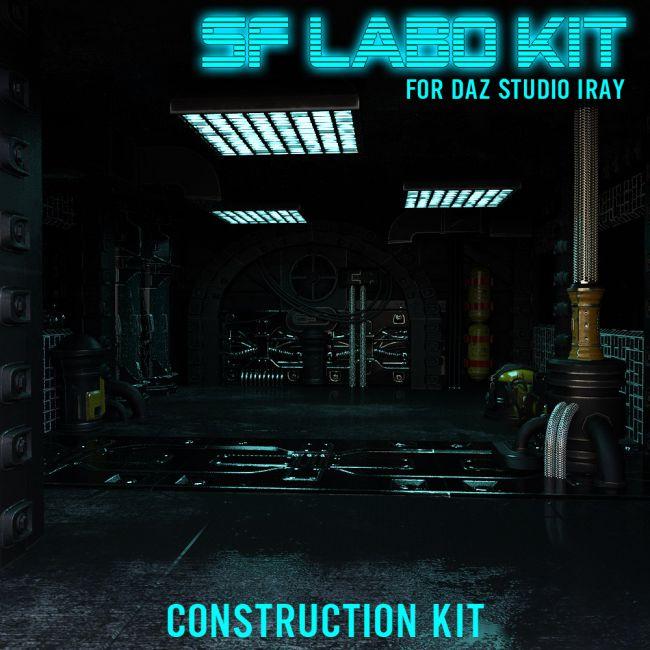 SF Labo Kit for DS Iray