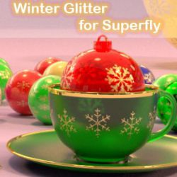 Winter Glitter for Superfly