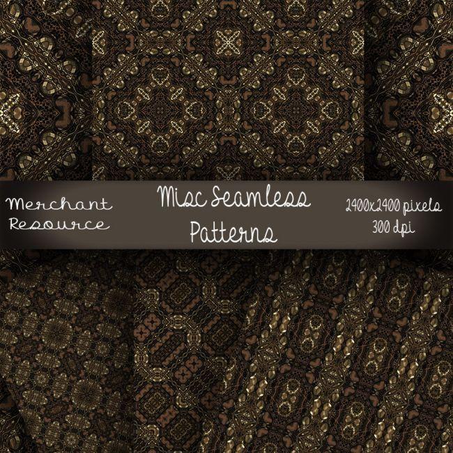 MR - Misc Patterns