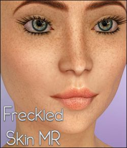 Freckled Skin G8 MR