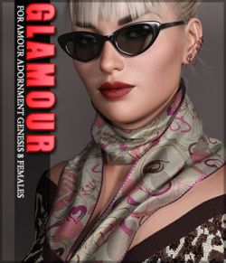Glamour Amour Adornment Genesis 8 Females
