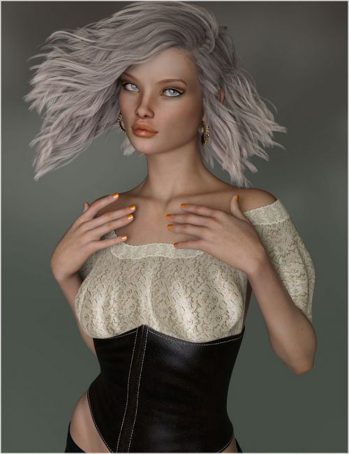 BD Alexa for Genesis 8 Female