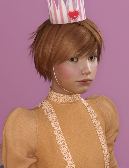 Awkward Age for Genesis 8 Female
