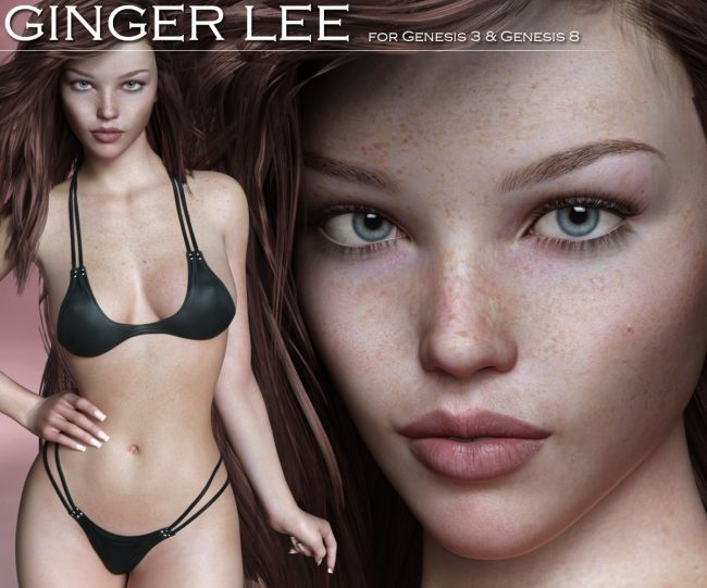 Ginger Lee for the G3 and G8 Female