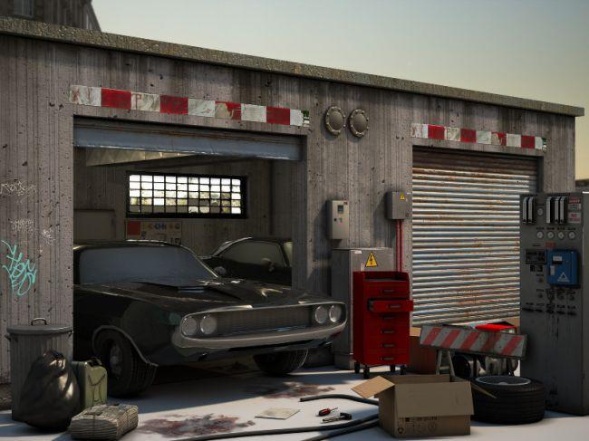 Garage - Extended License