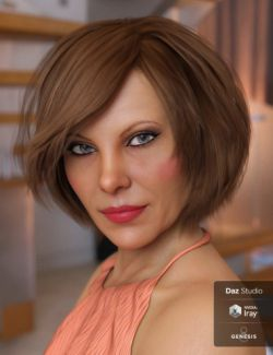 Fashion Bob for Genesis 3 & 8 Female(s)