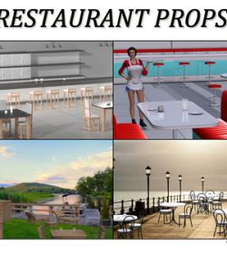Restaurant Props