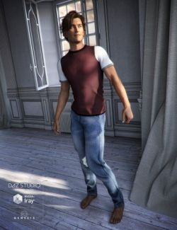Just A Man for Genesis 3 Male(s)