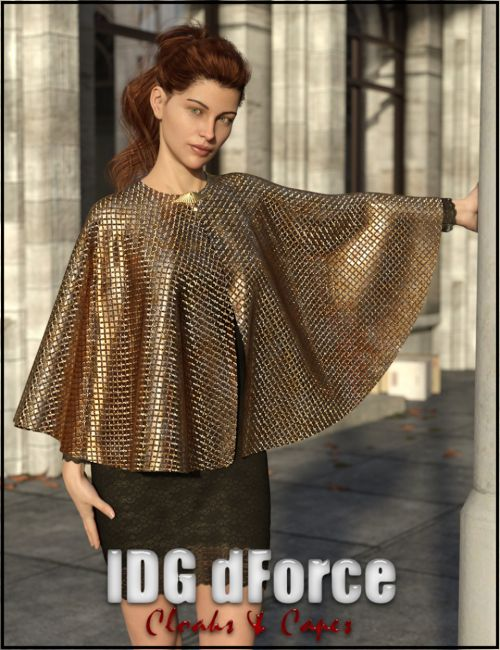 IDG dForce - Cloaks and Capes