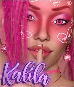 Kalila For Genesis 8 Female