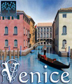 Venice for Poser