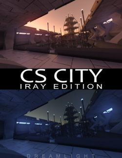 CS City - Iray Edition