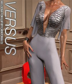 VERSUS - Melodia for Genesis 3 Females