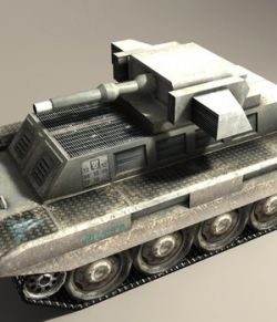 Iron Spears Tank - Extended License