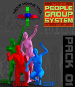 People Group System - Pack01