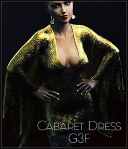 dForce Cabaret Dress G3F