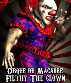 Cirque du Macabre: Filthy the Clown Uni-Dwarf Add-on