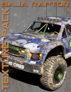 Baja Raptor Rally Truck - Texture Pack