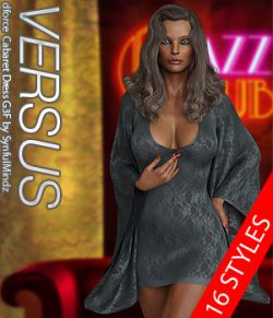VERSUS- dForce Cabaret Dress G3F
