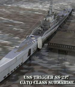 U.S.S Trigger for Poser