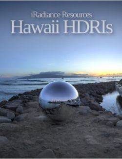 iRadiance HDR Resources- Hawaii
