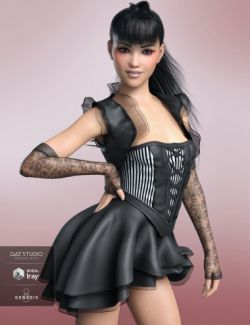 FWHP Ayako for Teen Josie 8