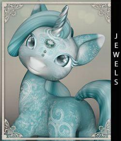 Jewels for Precious Unicorn