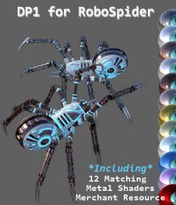 DP1 for RoboSpider