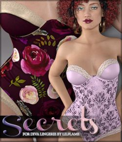 Secrets for Diva Lingerie