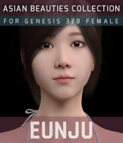 Eunju G3G8F for Genesis 3 and 8 Female