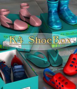 K4 ShoeBox K4_Poser