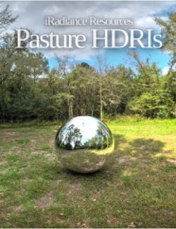 iRadiance HDR Resources- Country Pasture