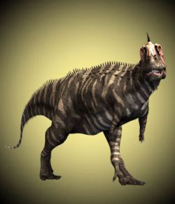 Rajasaurus DR