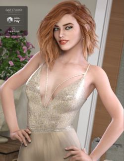 HP Hadlee for Genesis 8 Female