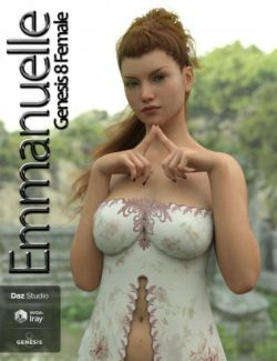 Emmanuelle for Genesis 8 Female