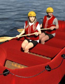RW Rafting Fun