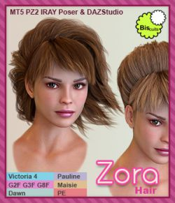 Biscuits Zora Hair